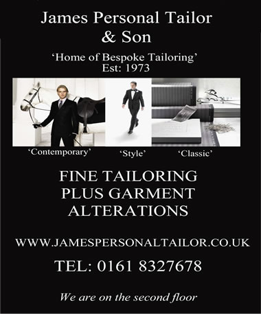 Clothing Suit Alterations Repairs In Manchester